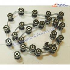 1737552800 Escalator Newell Roller