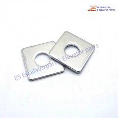 <b>DEE2171336 Escalator Securing Plate</b>