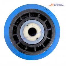 <b>H00004261 Escalator Chain Roller</b>
