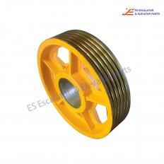 <b>AEA01C447 A Escalator Traction Sheave</b>