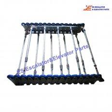 <b>GBA26150AD18 Escalator Step Chain</b>