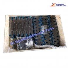<b>GBA26350A1 Escalator 606NCT Pallet Chain</b>