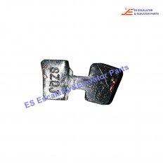 Escalator Rubber coupling