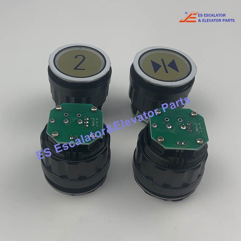 <b>590739 Elevator Push-button PCB DDSQ</b>