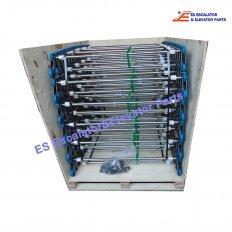 <b>XAA26150X27 Escalator XO508 Step Chain</b>