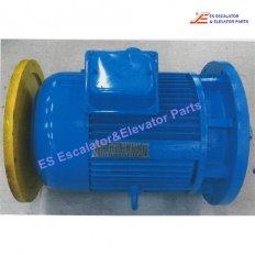 <b>KM5244536R14 Escalator Motor</b>