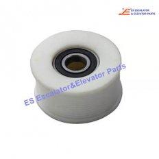 <b>894007 Escalator SW/SWE Handrail Guide Pulley</b>