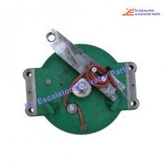 <b>KM710216G01 Escalator Motor Brake MX18</b>