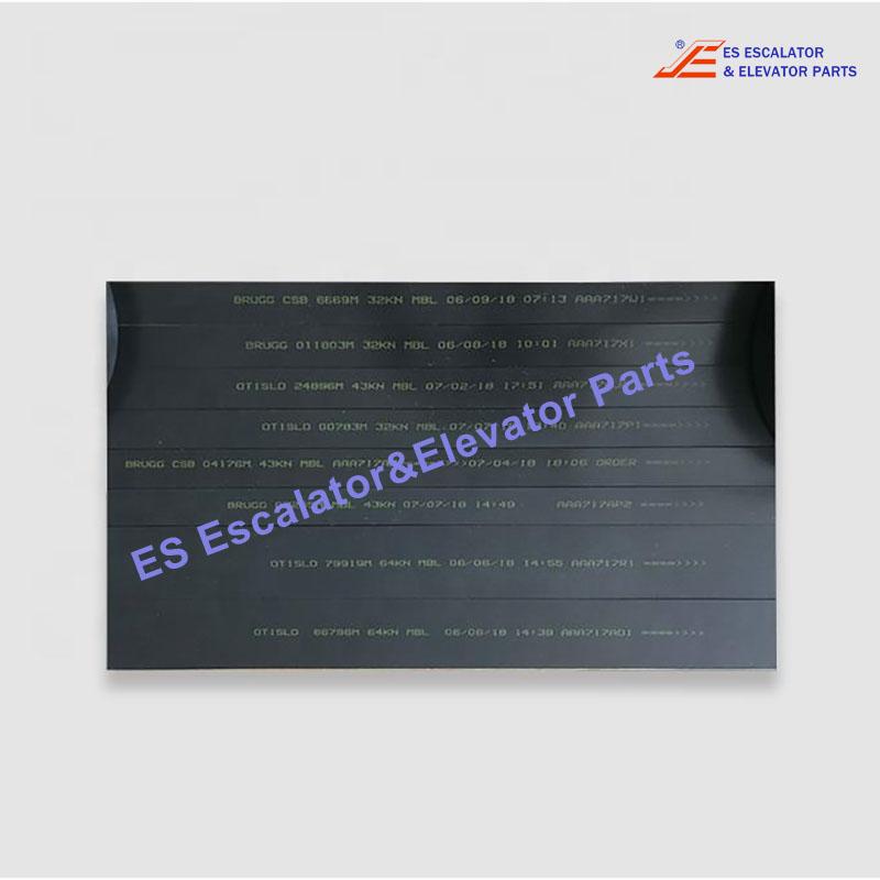 <b>AAA717P1 Elevator Traction Belt</b>