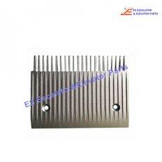<b>SFR247417 Escalator Travelator Comb Plate</b>