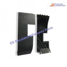<b>SMV405795  Escalator 9300 Handrail Inlet Cover</b>