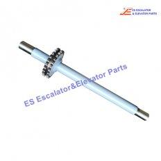 <b>405622 Escalator 9300 Handrail Drive Shaft</b>