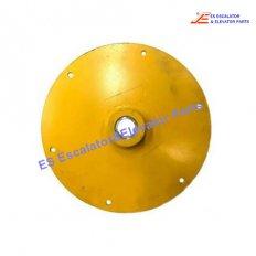 <b>Escalator Parts SCH394074 Friction wheel</b>