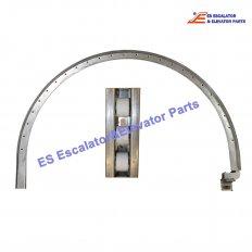 <b>1737522601 Escalator LHS Handrail Guide Rail</b>