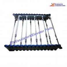 <b>GBA26150AC18 Escalator Step Chain</b>