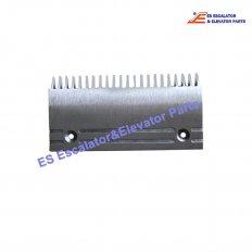 <b>FPB0101-005 Escalator Comb Plate</b>