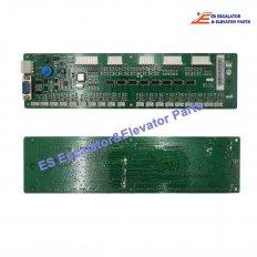<b>XAA26800M2 Elevator RS32 Station Board</b>