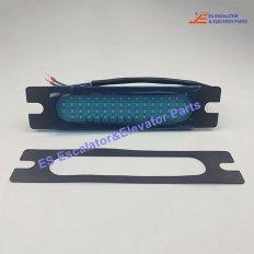 <b>KM5070532H01 Escalator Comb Lighting</b>