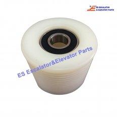 <b>394007 Escalator Poly-Belt Pulley</b>