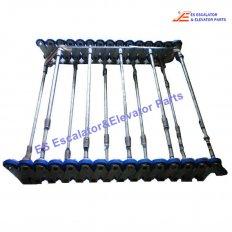 <b>GBA26150AD6 Escalator Step Chain</b>