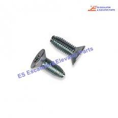 <b>DEE2491248 Escalator Step Roller Screws</b>