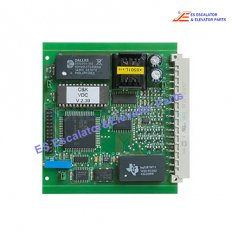 <b>DEE2184218 Escalator VDC CARD</b>