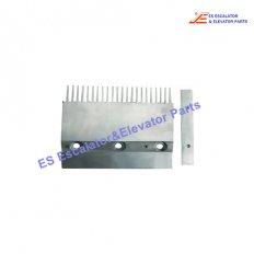 <b>DEE1704958 Escalator Comb Plate</b>