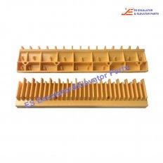 Escalator L47332091A Step Demarcation