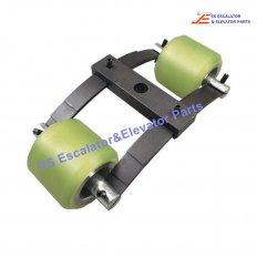 <b>MIHD3586 Escalator Handrail Pressure Roller Assembly</b>