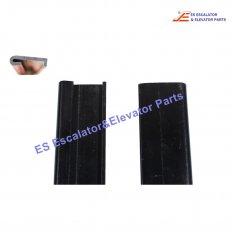 <b>ASA00C435 B Escalator Handrail Guide Shape</b>