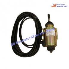 Escalator KM5225953 brake solenoid