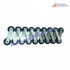<b>KM5009351H01 Escalator 13 KV-C Step Chain</b>