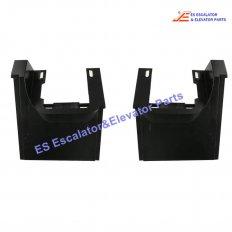 <b>GAA438BNX2 Escalator Handrail Front Plate</b>