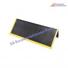 <b>XAA26145M Escalator Stainless Steel Step</b>