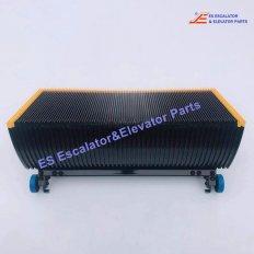 <b>XAA26145M15 Escalator Stainless Steel Step</b>