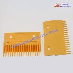 <b>DSA2000169-M Escalator Comb Plate</b>