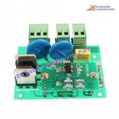 <b>DVBRKV2.4L Escalator PCB Board</b>