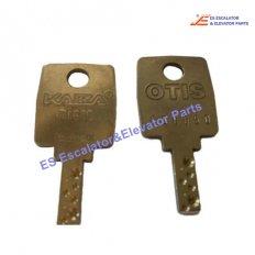 <b>Escalator EG0050 Key KABA</b>