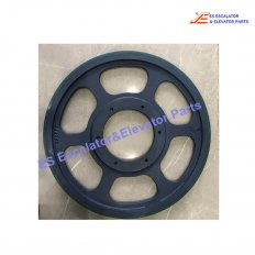 <b>GAA265AT1 Escalator 606NCT Handrail Friction Wheel</b>