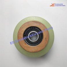 <b>J622000C202 Escalator Step Chain Roller</b>