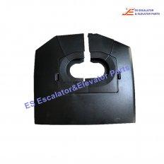 <b>FT853 Escalator Handrail Inlet Cover</b>