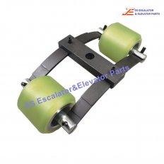 <b>MitsubishiHandrailPressureDevice Escalator Handrail Pressure Device</b>