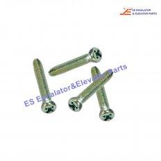 <b>DIN798107 Escalator Demarcation Strip Screw</b>