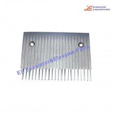 <b>T129AB Escalator Comb Plate</b>