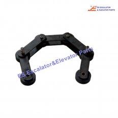 <b>FUCH01 Escalator Step Chain Roller</b>
