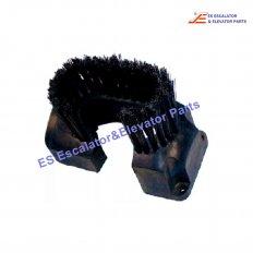 <b>FUIC04 Escalator Hairbrush</b>