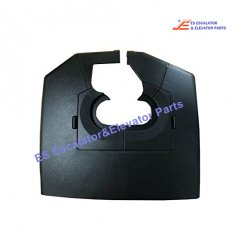 <b>Escalator Parts 8001620000 Handrail Inlet Cover FT822</b>
