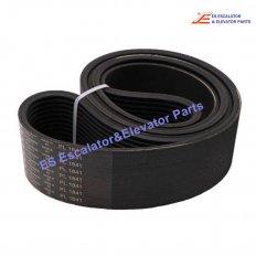 <b>8007110000 Escalator Handrail Tension V-belt</b>