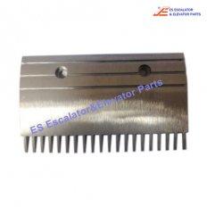 Escalator 370215540 Comb Plate