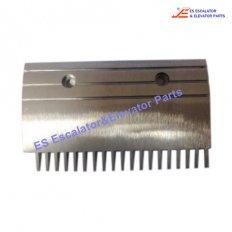 <b>37021553 A2 Escalator Comb Plate</b>